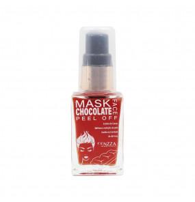 Máscara Facial Mask Chocolate Peel Off Fenzza