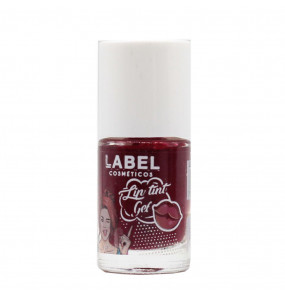 Lip Tint Gel Label