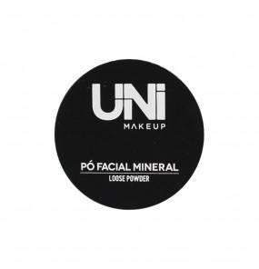 Pó Facial Mineral Loose Powder Uni Makeup