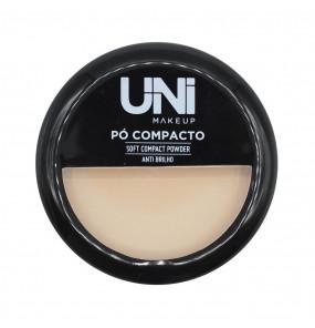 Pó Compacto Anti Brilho UNI Makeup