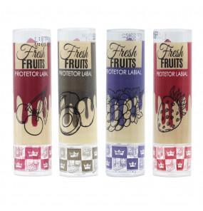 Protetor Labial Fresh Fruits Queen Fashion