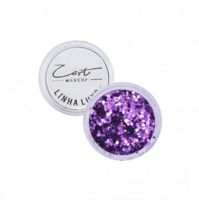Glitter Flocado Linha Luxo Zart MakeUp