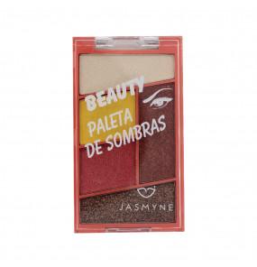 Paleta de Sombras Beauty Jasmyne