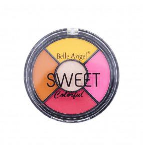 Paleta de Sombras Sweet Colorful Belle Angel