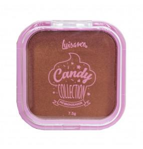 Pó Bronzeador Candy Collection Luisance