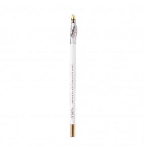 Lápis para Olhos com Apontador Branco Fenzza