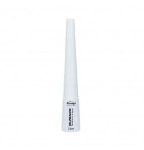 Delineador Branco Resistente a Água Face Beautiful