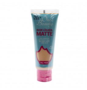 Base Liquida Matte Ônix Beauty