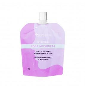 Creme Facial Rosa Mosqueta MaxLove