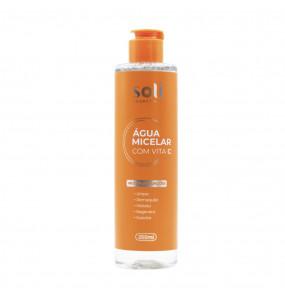 Água Micelar com Vita C Soli