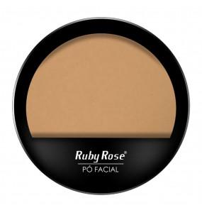 Pó Facial Compacto Ruby Rose